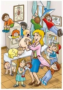 02 Studio Bolla:Pediatri Si nasce