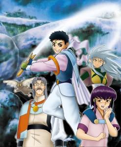 13 DVD copertina: Shin Tenchi Mujo