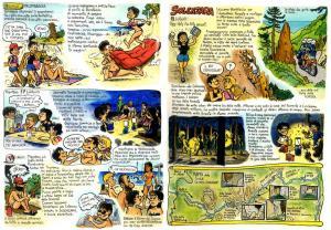 21 vignette delle vacanze
