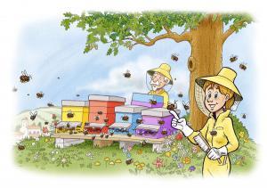 22 Anna apicoltrice