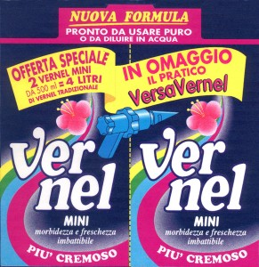 10 VERNEL FAGOTTINO