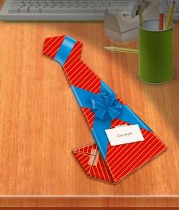18 Cravatta surprais