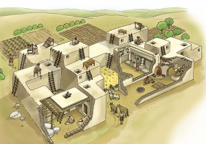 19 RCS villaggio neolitico