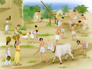 21 RCS Villaggio egizio